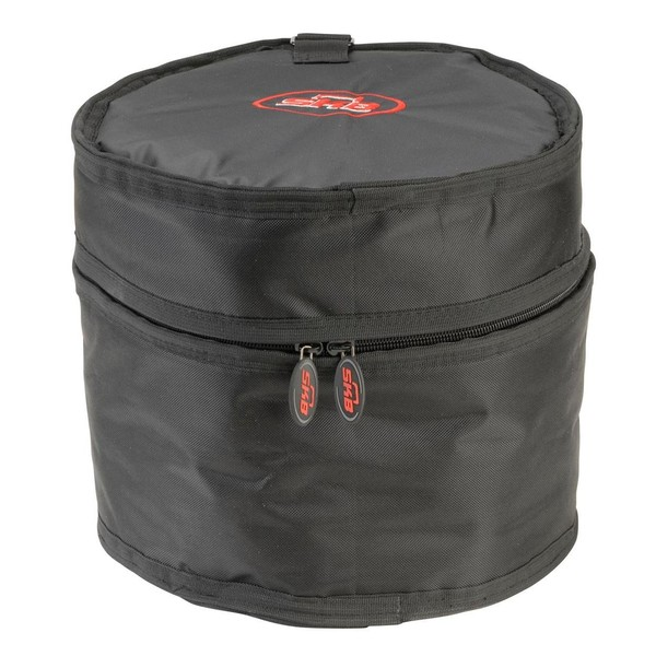 SKB 8'' x 8'' Tom Gig Bag - Front Closed