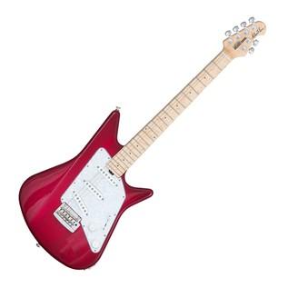 Music Man Albert Lee Signature Guitar, Pink Burst