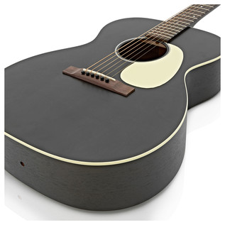 Martin 000-17 Acoustic Guitar, Black Smoke