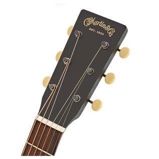 Martin 000-17 Acoustic Guitar, Black Smoke
