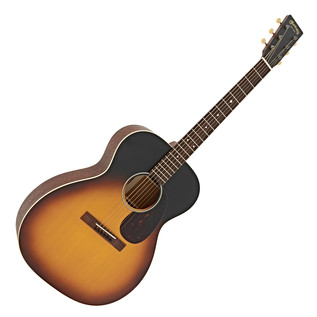 Martin 000-17 Acoustic Guitar, Whiskey Sunset