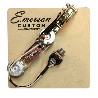 Emerson Custom 3-Way Esquire Prewired Kit , 500k