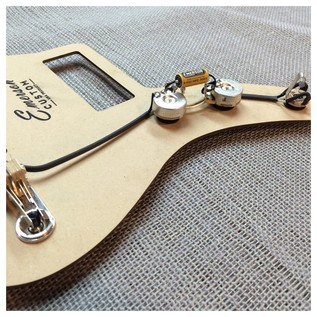 Emerson Custom Jazzmaster Prewired Kit, 1MEG