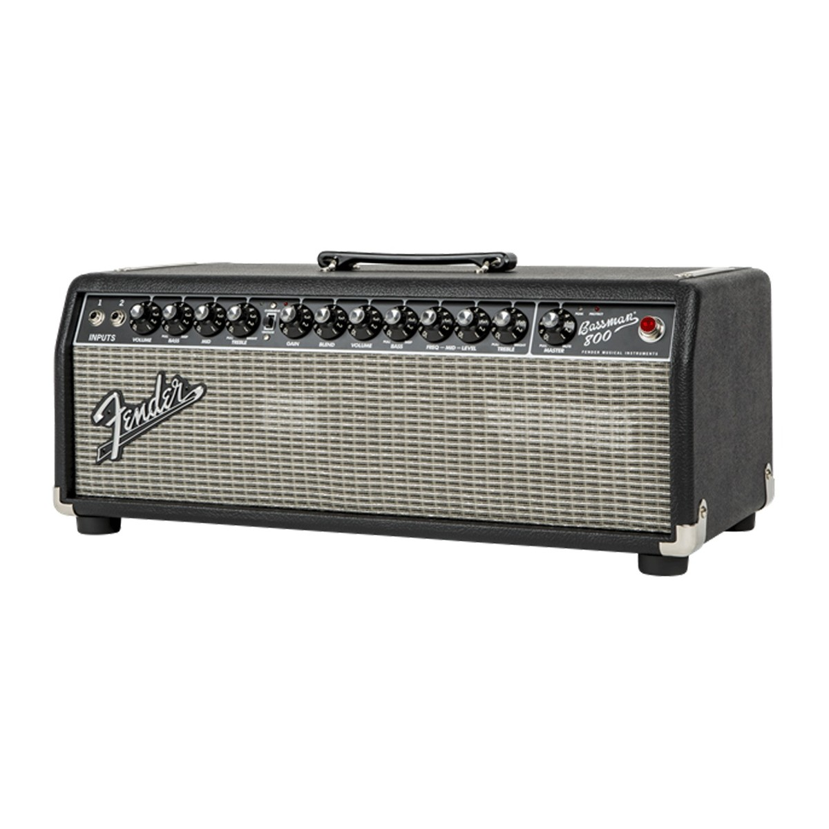 Fender Bassman 800 Pro Hybrid Bass Amp Head bei Gear4music