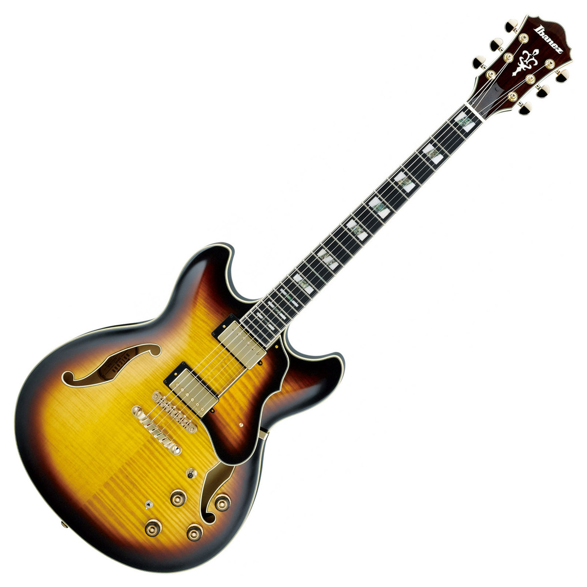 Click to view product details and reviews for Ibanez As153 Artstar Antique Yellow Sunburst.