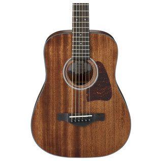 Ibanez AW54MINIGB Artwood Acoustic 3/4 Dreadnought Guitar, Natural