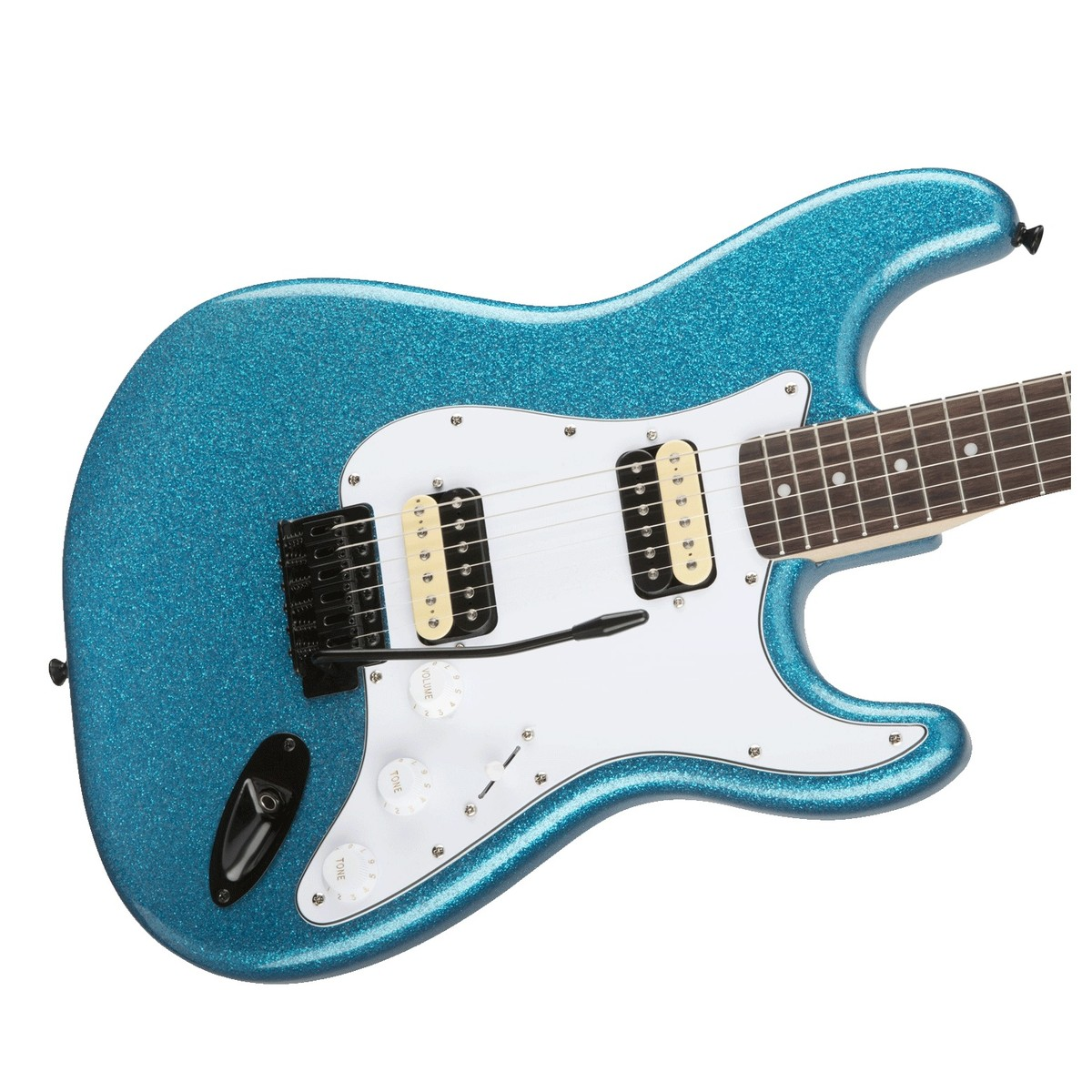 squier by fender fsr affinity stratocaster hh candy blue sparkle at gear4music. Black Bedroom Furniture Sets. Home Design Ideas