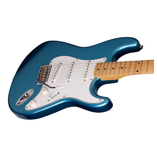 Schecter Traditional Standard Electric Guitar, Blue