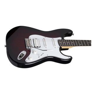 Schecter Traditional Custom Electric Guitar, Cherry