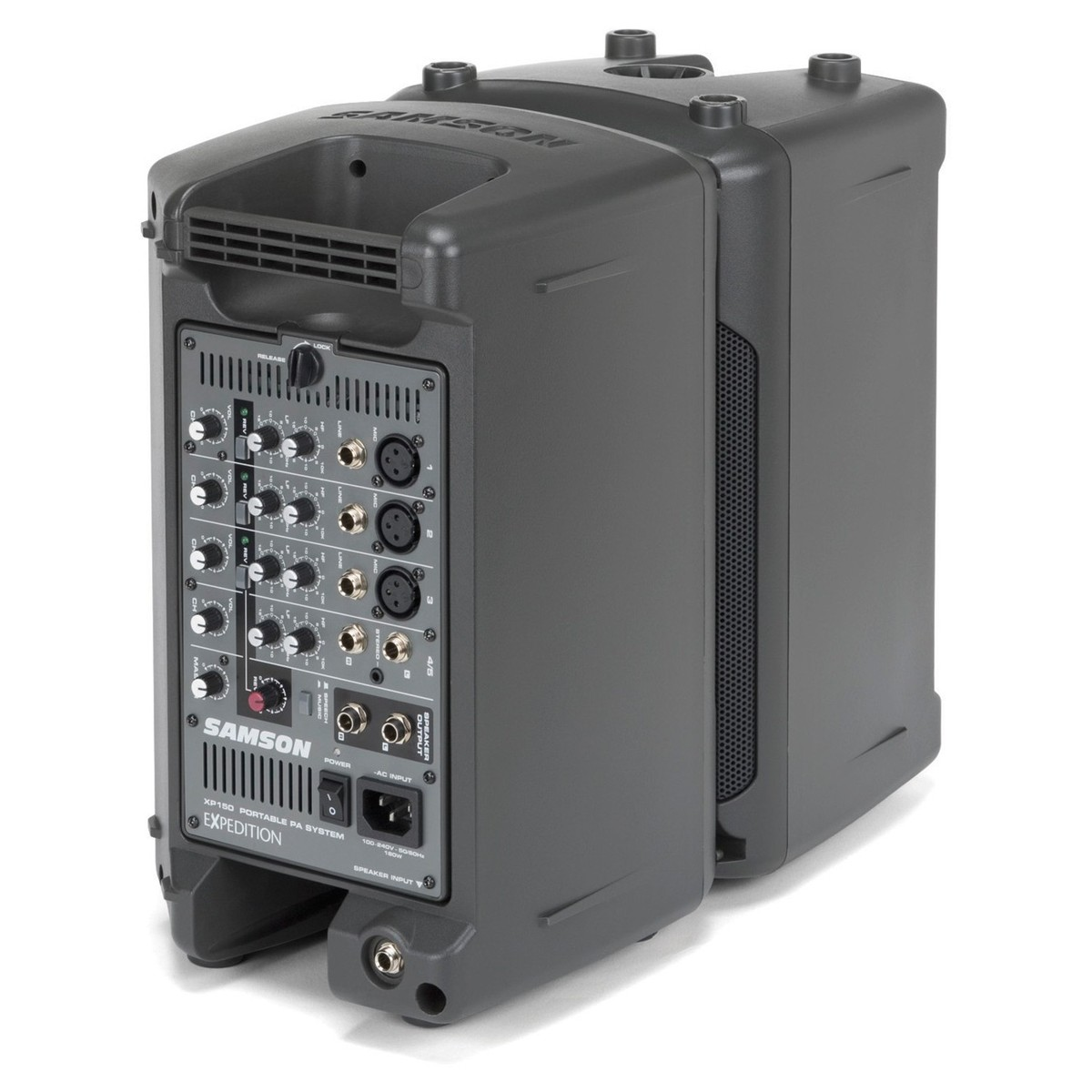 samson expedition xp150 portable pa system at gear4music. Black Bedroom Furniture Sets. Home Design Ideas