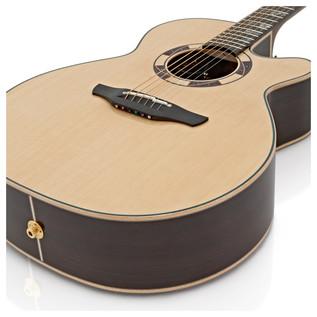 Takamine Pro Series TSF48C Santa Fe NEX Electro Acoustic Guitar