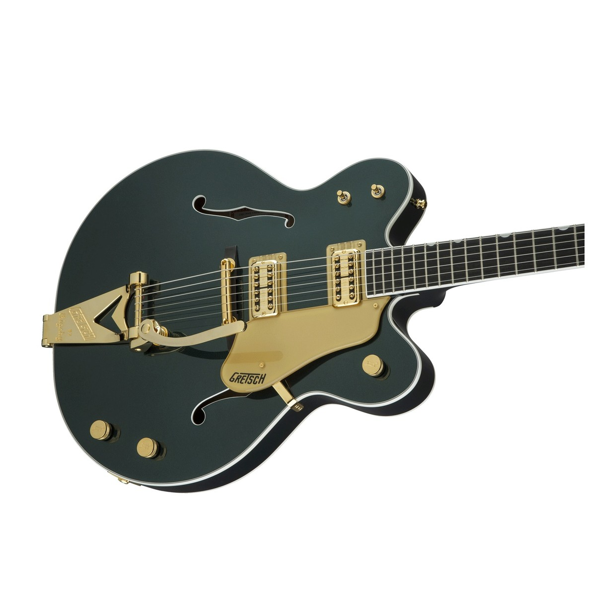 Gretsch Country Gentleman Switching Diagram Trusted Wiring Disc G6122t Cg Cadillac Green Metallic At