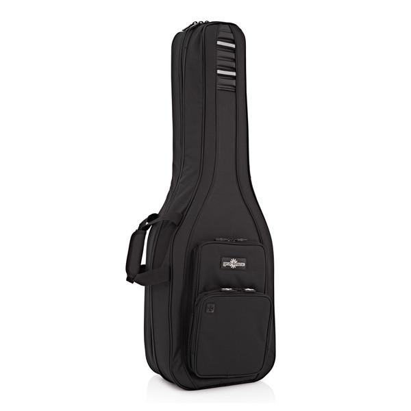 Dual Electric Guitar Bag by gear4music