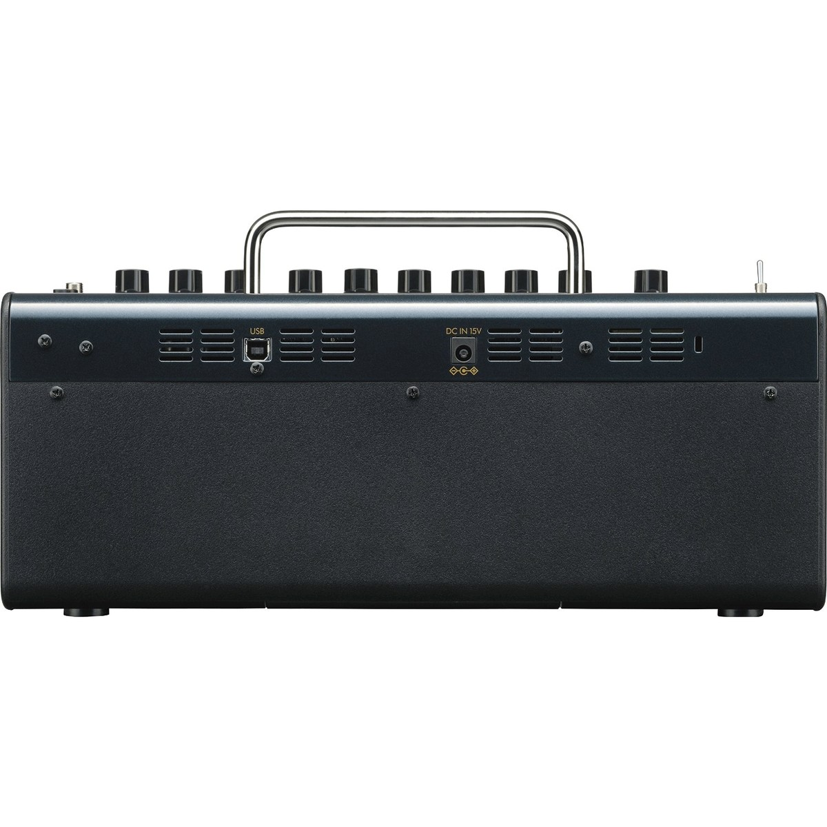 Yamaha thr10c classic guitar amp box opened at gear4music for Yamaha bass guitar amplifier