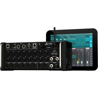 Behringer XR18 18-Channel Digital Mixer for iPad/Android Tablets
