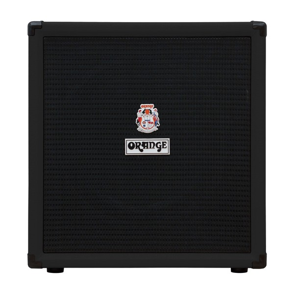 Orange Crush Bass 100 Combo, Black