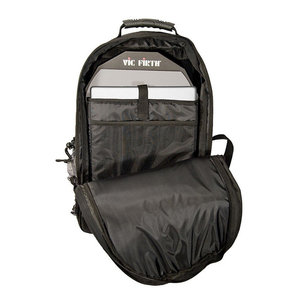 Vic Firth Vicpack Drummers Backpack with Detachable Stick Bag