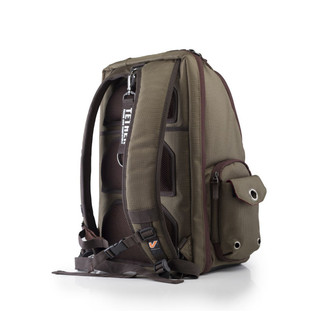 Gruv Gear Elite Flight-Smart Tech Club Bag, Leather Trim