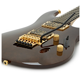Ibanez S6UC 'Uppercut' Prestige Electric Guitar, Dark Mocha
