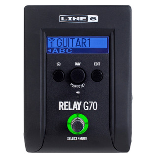 Line 6 Relay G70 Wireless Guitar System