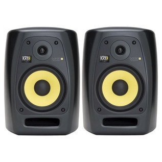 KRK VXT8 Active Studio Monitors, Pair