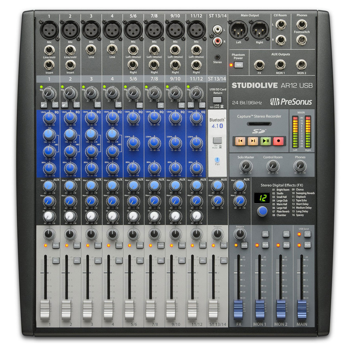 table de mixage usb 3