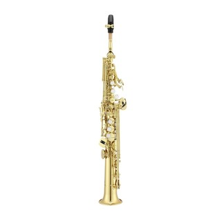 Jupiter JSS-1000 Soprano Sax, Gig Bag with Free Slimpitch Tuner