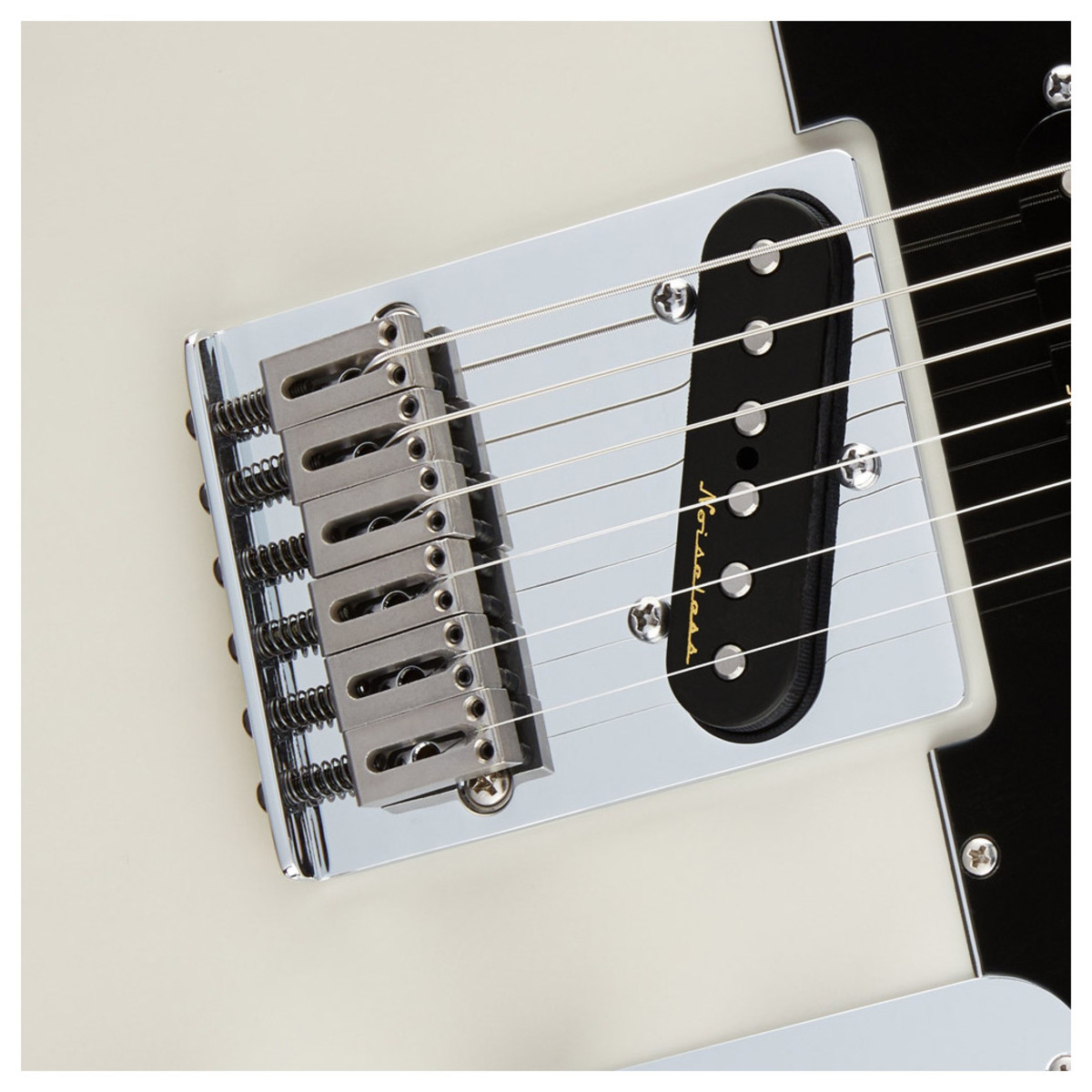 fender deluxe nashville telecaster white blonde at gear4music. Black Bedroom Furniture Sets. Home Design Ideas