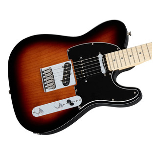 Fender Deluxe Nashville Telecaster Electric Guitar, Sunburst