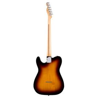 Fender Deluxe Telecaster Thinline Electric Guitar, Sunburst