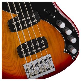 Fender Deluxe Dimension V Bass Guitar