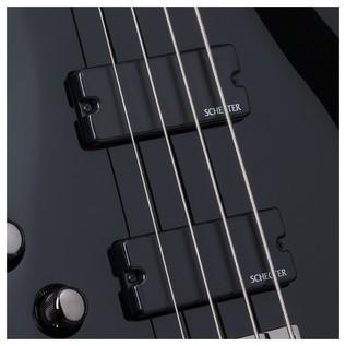 Schecter Omen-4 Left Handed Bass