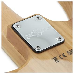 Milwaukee Bass Guitar by Gear4music