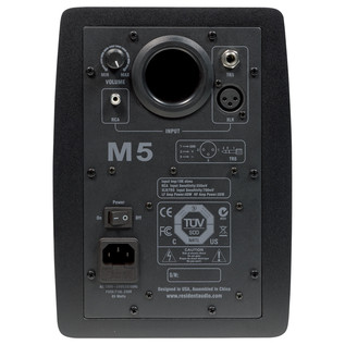 Resident Audio M5 Professional Studio Monitor (Single)
