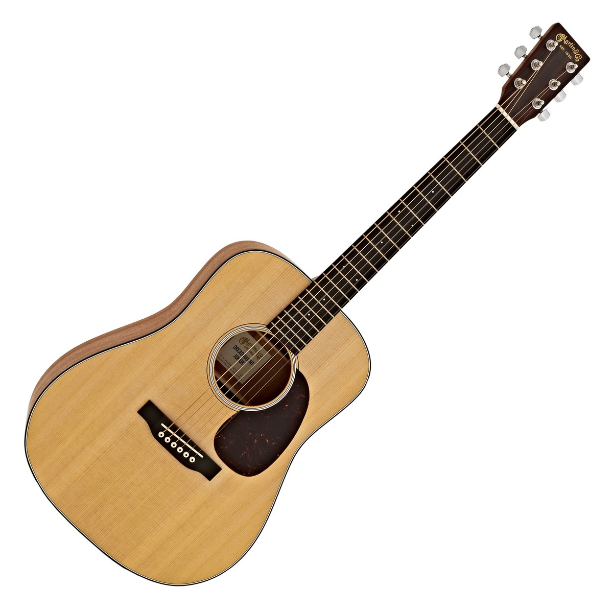 Click to view product details and reviews for Martin Dreadnought Jr Acoustic Guitar Natural.