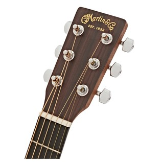 Martin Dreadnought Jr Acoustic Guitar, Natural