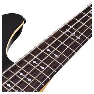 Omen-5 Bass Guitar, Black
