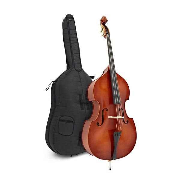 Eastman 80 Double Bass Outfit, 1/8 Size