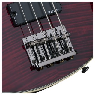 Schecter Omen Extreme-4 Left Handed Bass