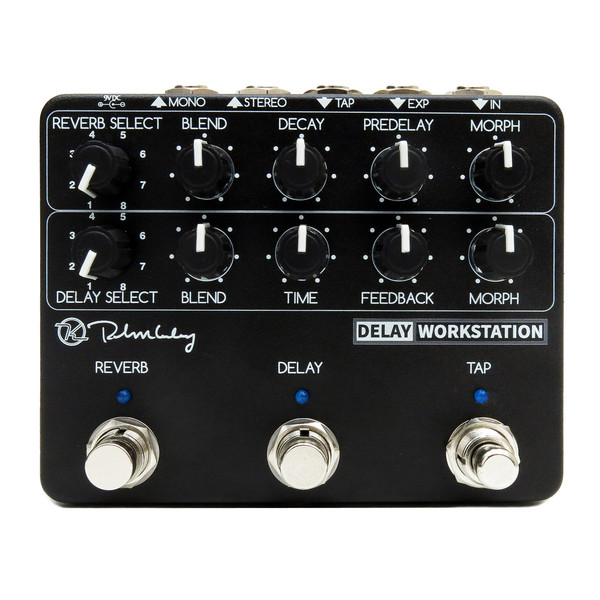Keeley Delay Workstation Pedal