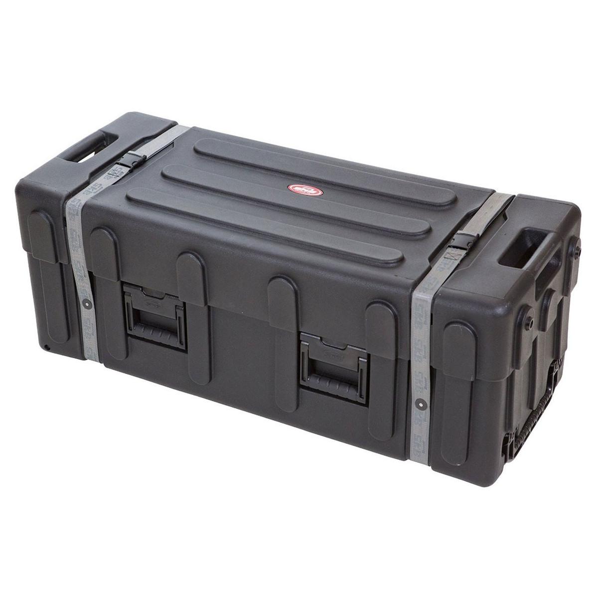 skb large drum hardware case with wheels at gear4music. Black Bedroom Furniture Sets. Home Design Ideas