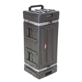 SKB Large Drum Hardware Case with Wheels - Vertical Closed