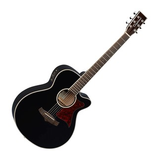Tanglewood TW4 BK Electro Acoustic, Black Gloss