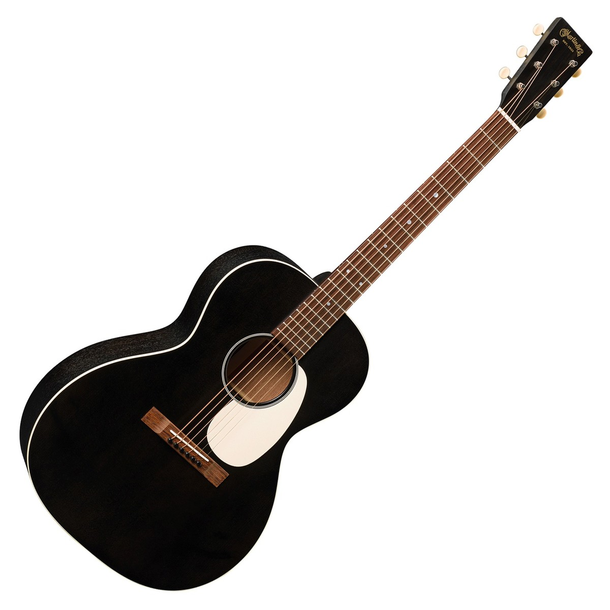 Click to view product details and reviews for Martin 00l 17e Acoustic Guitar Black Smoke.