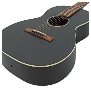 Martin 00-17SE Electro Acoustic, Black Smoke