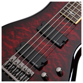 Schecter Stiletto Extreme-5 Bass Guitar