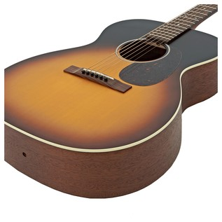 Martin 000-17E Electro Acoustic Guitar, Whiskey Sunset