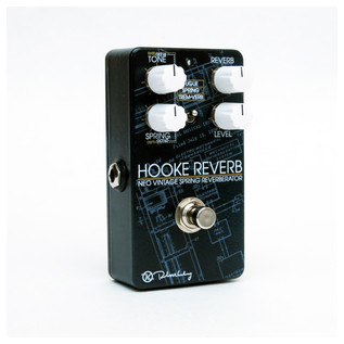 Keeley The Hooke Spring Reverb and Tremolo