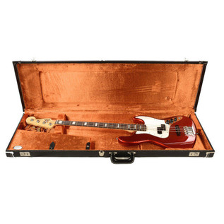 Fender Vintage Hot Rod 70s Jazz Bass, Candy Apple Red 4