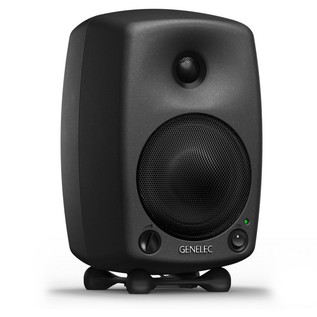 Genelec 8030B Bi-Amped Nearfield Monitor, Single Right Angle